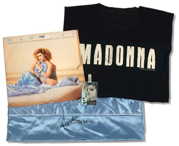 Madonna - auction
