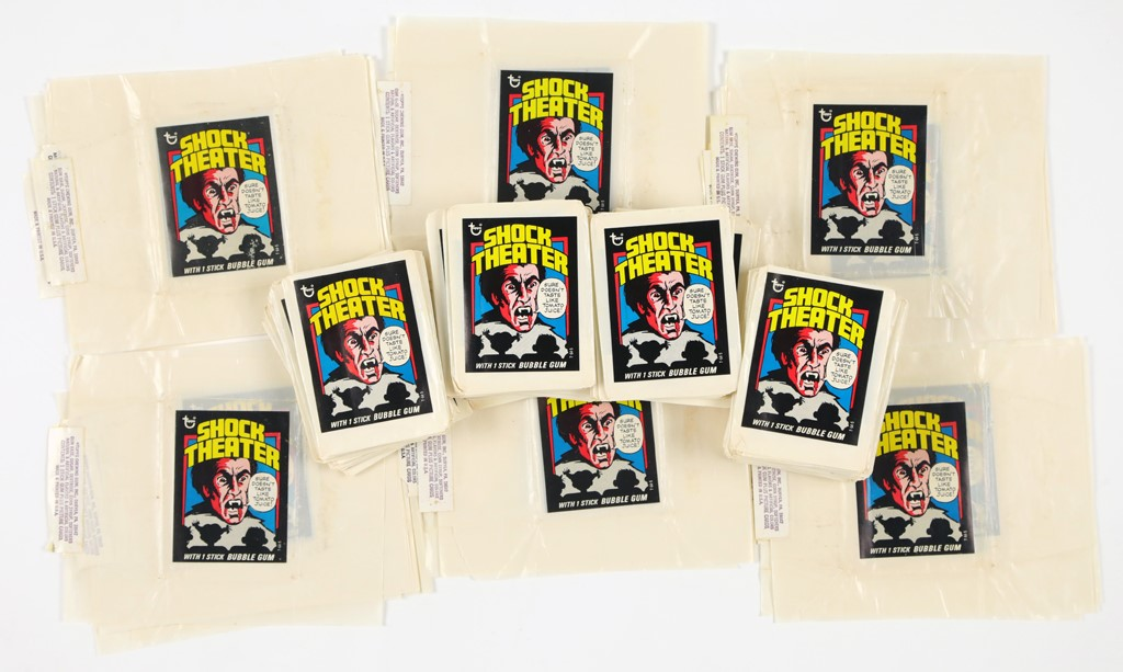 Shock Theatre Test Issue Wrappers (163)
