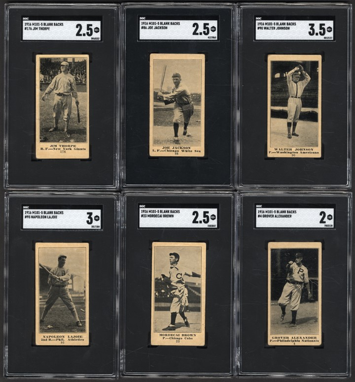 Baseball and Trading Cards - 2019 Fall Classic
