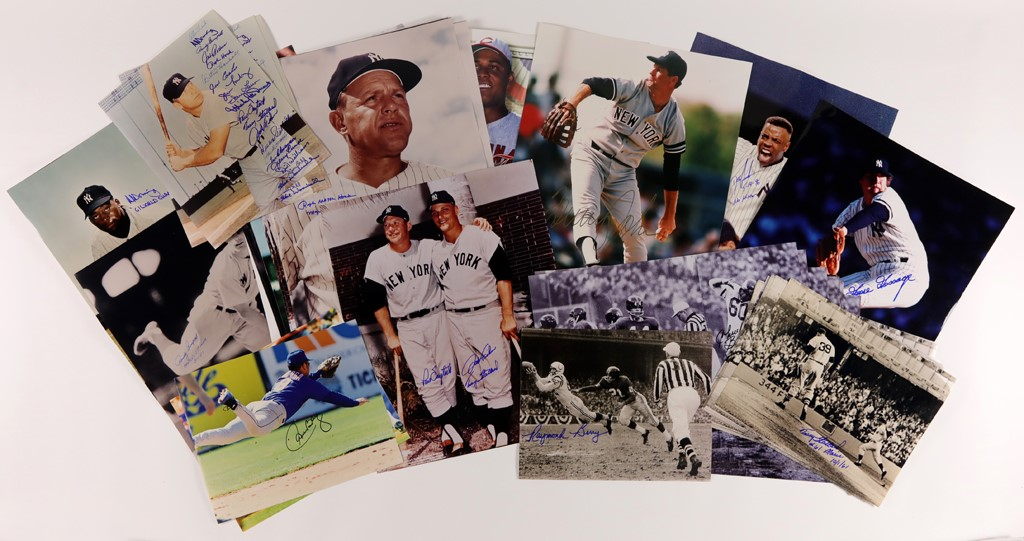Remarkable Signed Photograph Collection from Joe Miller (75)
