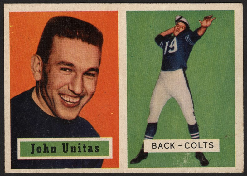 1956-58 Topps Football Card Lot (145+)