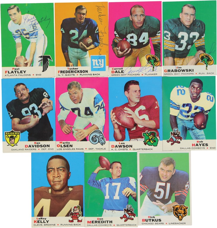 Football Cards - Spring Classic 2020