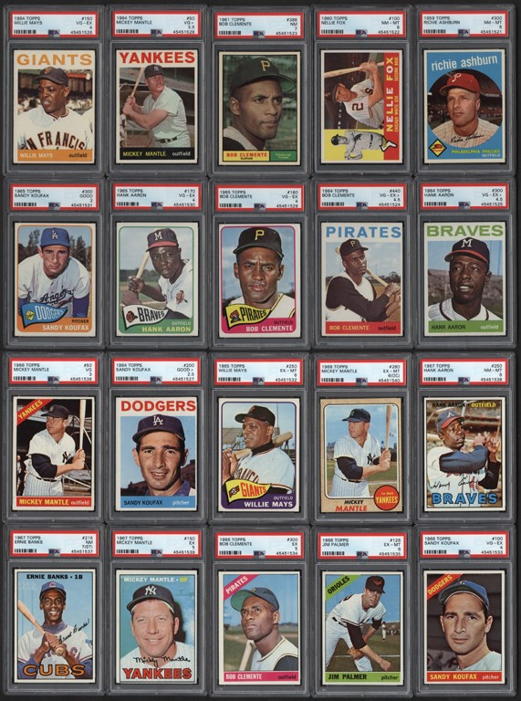 Baseball and Trading Cards - Spring Classic 2020