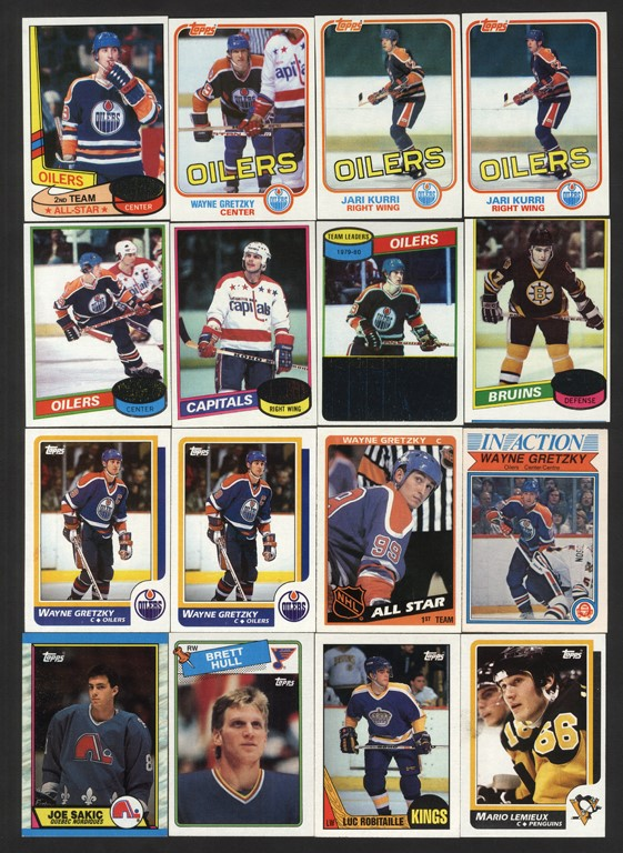 Hockey Cards - Spring Classic 2020