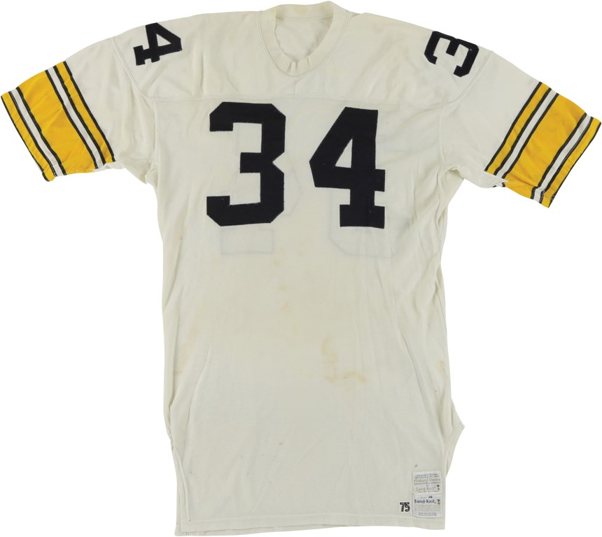 The Pittsburgh Steelers Game Worn Jersey Archive - Spring Classic 2020