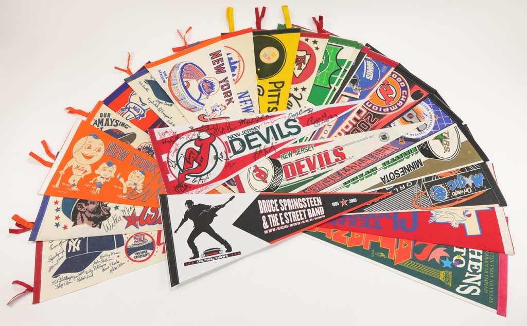Multi-Sport Pennant Collection (27)
