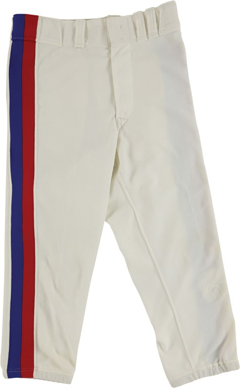 1980 Tim Raines Montreal Expos Game Worn Pants
