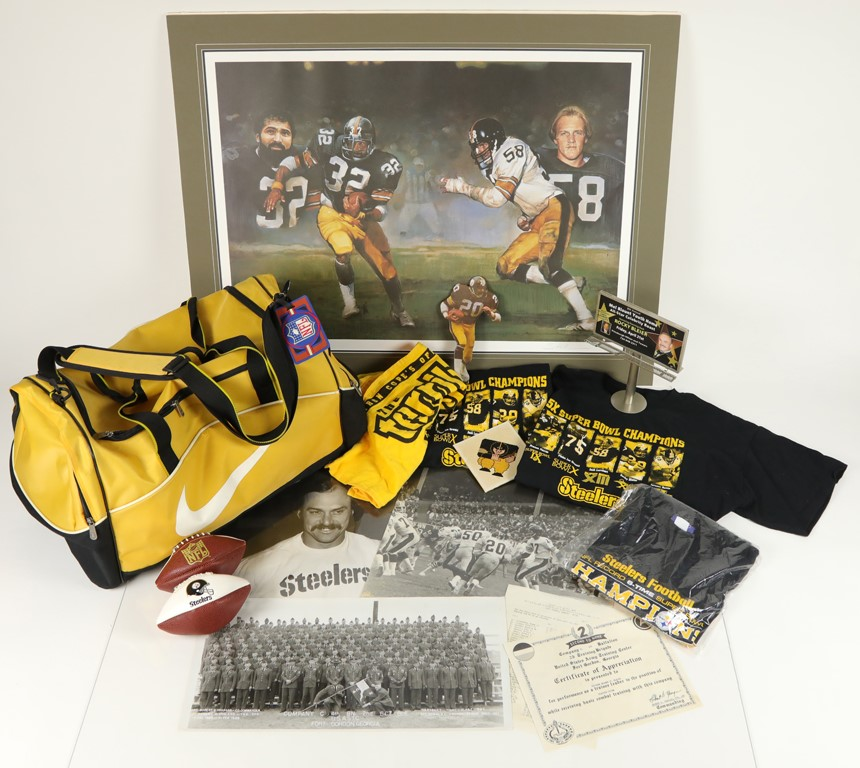 Rocky Bleier Estate Collection with Vietnam Photo (29)